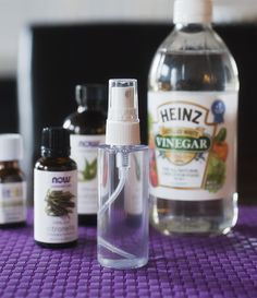 DIY - Natural Mosquito Repellent