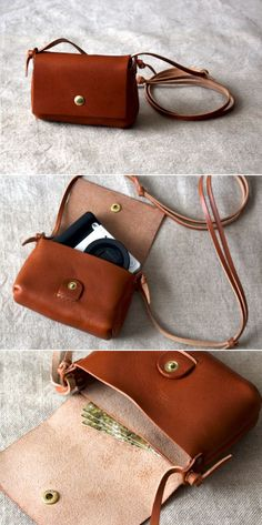 Leatehr Pouch by Duram Factory Japan | http://www.duram.jp/collection/10019