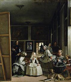 Velázquez – Las Meninas (c 1656)