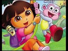 Peliculas Completas en Español ♦ Dora La Exploradora Aventura de Navidad Dibujos Animados - YouTube