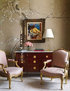 de Gournay - Decor Kitchens and Interiors