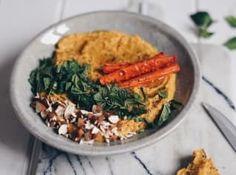 Receptů na pomazánky má každá rodina v zásobě bezpočet. A není divu... Tahini, Bon Appetit, Hummus, Risotto, Grains, Food And Drink, Rice, Healthy Recipes, Dining