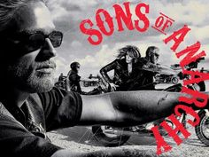 """Charlie Hunnam stars in this gritty drama series as Jax Teller, VP of the Sons of Anarchy, a gun-running motorcycle club that seizes control of its California town but soon butts heads with rival biker gangs, racist groups and the law. Sons Of Anarchy Online, Sons Of Anarchy Music, Sons Anarchy, Movies Showing, Movies And Tv Shows, Easy French Twist, Sons Of Anarchy Motorcycles, Jax Teller, Instant Video"