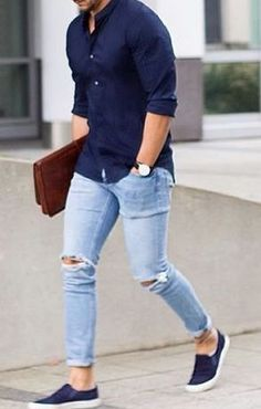30 Ideas For Style Casual Man Moda Masculina Summer Outfits Men, Outfits Casual, Stylish Mens Outfits, Mode Outfits, Spring Outfits, Casual Shirts For Men, Men Casual, Smart Casual, Mode Man