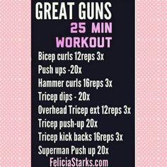 "Happy Saturday morning!   Fall is definitely here....that doesn't mean you let yourself go...  Here's a workout you can do so you can build or maintain your ""guns"" and stay #gunshowready!    Give someone the reason to have ""insert your name here"" arms!  #noexcuses #inspiringyouintoaction #fitchick #michelleobamaarms #npcfigure #beawesome #bodysculpting #fitspo #fitlife #fitfam #igfit #fitmom #fitness #followme #trainhard #workhardplayhard #npcfiguregirl #dothework #abs #eatclean #exercise…"