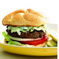 Perfect Grass-Fed Beef Burgers - Bon Appétit