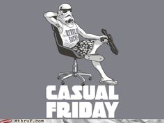 Casual Friday at the Empire