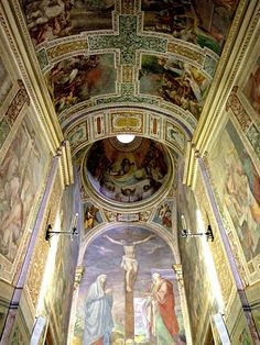 Church of the Holy Stairs (Scala Sancta), Rome - Italy