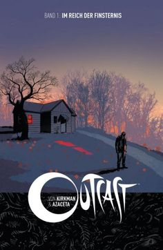 Outcast 1: Im Reich der Finsternis - Cross Cult - Comics & Romane