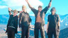 Final Fantasy XV: Suporte a PS4 Pro e novo DLC já estão disponíveis - EExpoNews