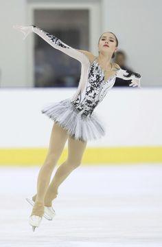 Ladies ~ Alina Zagitova (Russia)