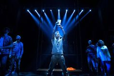 Tupac Shakur's Songs Fuel Broadway Musical 'Holler if Ya Hear Me' Opening June 19 at PalaceTheater