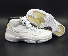 3ef7e0183b3 Legit Cheap Air Jordan 11 OVO White Metallic Silver 914433-102 -  Mysecretshoes Nike Shoes