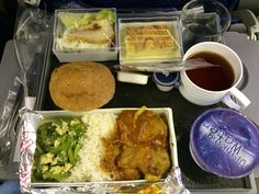 Delicious! On Singapore Airline ✈️