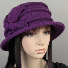 2014 new fashion style women bucket hat free shipping  $17.99