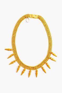 Vanity Spike Necklace