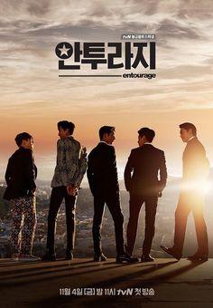 Korean Remake of 'Entourage Korea' Set to Air Across Asia
