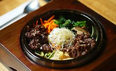 When was the last time you had Korean for dinner? How about tonight? Melbourne, Food And Drink, Korean, Beef, Restaurant, Dinner, Ethnic Recipes, Meat, Dining