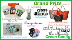 Ditch the Disposables: the Ultimate Green Family Grand Prize – US/CAN
