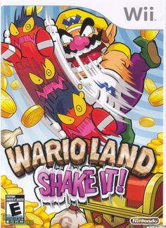 Wario Land shake it!jpg via Wario Land: Shake It! entry on Wikipedia (Nintendo, Good-Feel - Wii U Games, All Games, Games For Kids, Games To Play, Playstation, Xbox, Videogames, Cry Anime, Anime Art