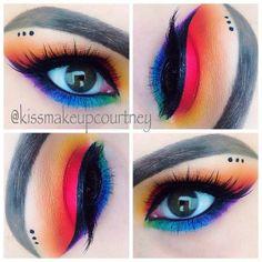 kissmakeupcourtney #cosmetics #makeup #eye
