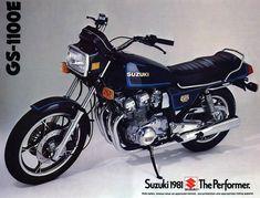 Suzuki GS1000 Suzuki GS1100