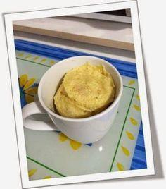 Grégory Capra: Le Mug Cake salé au poulet