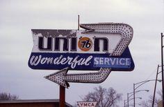 Union 76, Wonderful Service