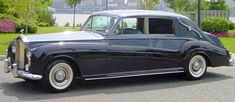 1963 Limousine by James Young (chassis 5LVA105, design PV22)