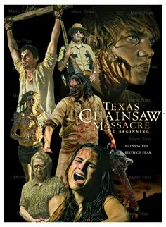 The Texas Chainsaw Massacre The Beginning 2006 Edit By Mario. Frías