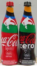 Coca Cola  plus Coke Zero  2012 Olympic Partner  Wrap Bottles