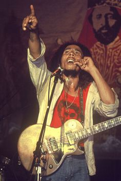 Reggae Month- The Legends: Bob Marley