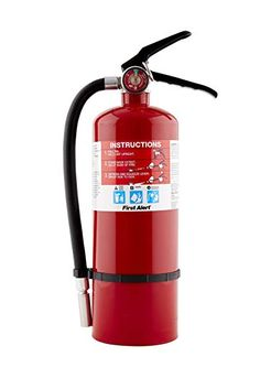 Us Coast Guard Approved-PK 4 First Alert Marine Fire Extinguisher 2-3//4 Lb