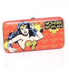 Wonder Woman Wallet.