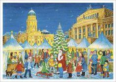 Korsch Verlag – Der Partner für Kalender und Glückwunschkarten Great Memories, Taj Mahal, Advent Calendars, Partner, Christmas, Painting, Vintage, Christmas Advent Calendars, Xmas Cards