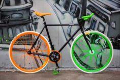 fixie bikes custom - Buscar con Google