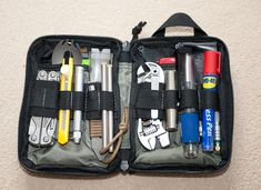 Every day carry gear kit