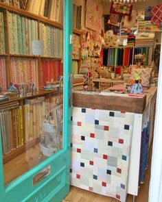 London patchwork quilt fabric store shop Tikki Patchwork   Craft ... : quilt shops london - Adamdwight.com