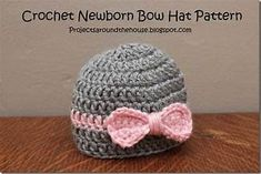 free crochet baby hat patterns - Yahoo Image Search Results