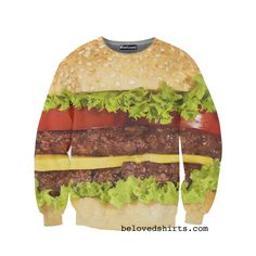 Beloved Shirts Food Sweatshirts