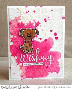 calliope flourish | JENN used You Are Pawsome , Sending & Wishing stamps, Wishing wafer ...
