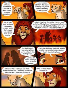 Lion King Story, Lion King Fan Art, Lion King 2, King Art, Simba And Nala, Le Roi Lion, Hyena, The Past, Deviantart