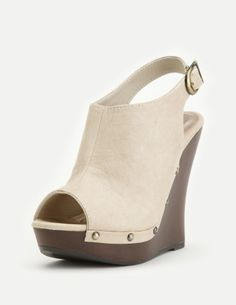 awesome summer wedges. might just order these right now.