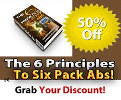 6 Principles To Six Pack Abs, 6 Principles To Six Pack Abs Review, 6 Principles To Six Pack Abs Scam - http://infoscamreviews.com/6-principles-to-six-pack-abs-review-is-leonardbghee-6principlestosixpackabs-scam/  - Exercise & Fitness, Health & Fitness