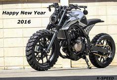 """Happy New Year 2016.  สุขภาพแข็งแรง ร่ำรวยเงินทองทุกท่านครับ."""