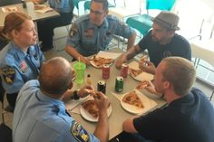 We're so thankful for the unwavering support of our community towards the public servants within the area.