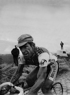 Francesco Moser rode mid 70's to early 80's