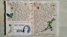 i actually read the journal entry and its lovely. I've been thinking about making one of these, its just been really hard expressing myself and I think this would help.