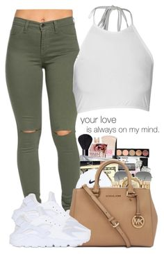 """""""Your love is always on my mind..."""" by mickey733 on Polyvore featuring NIKE"""