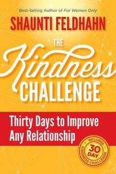 The Kindness Challenge by Shaunti Feldhahn - WaterBrook & Multnomah